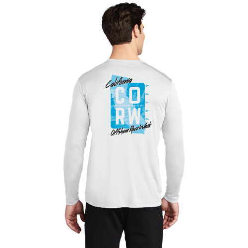 California Offshore Race Week 2019 UPF 50+ Wicking Shirt (Customizable)