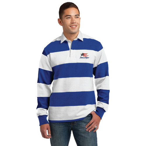 Dennis Conner Stars & Stripes '92 Rugby Polo