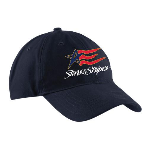 Dennis Conner Stars & Stripes '92 Cotton Sailing Cap (Customizable)