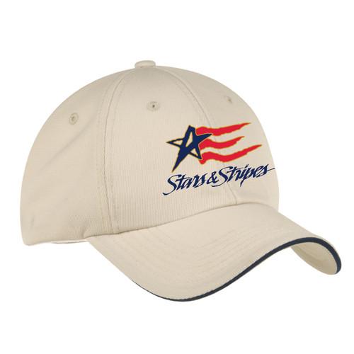 Dennis Conner Stars & Stripes '92 Wicking Sailing Cap