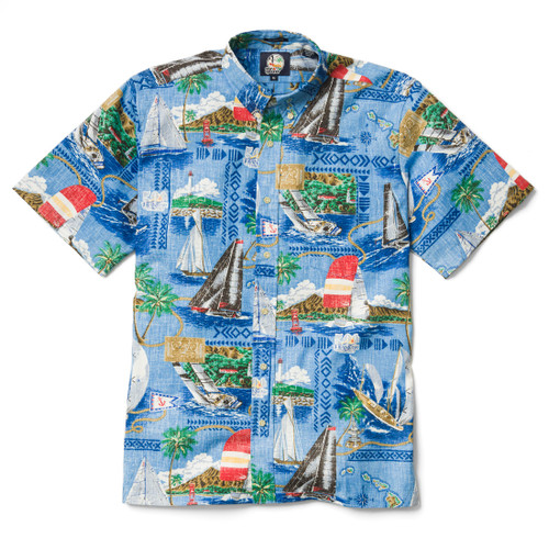 Transpac 2019 Classic Aloha Shirt by Reyn Spooner