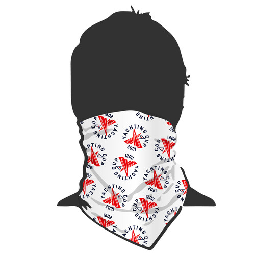 SDYC Yachting Cup 2021 Moisture Wicking Neck Gaiter (Buff)
