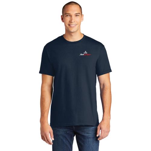 Dennis Conner Stars & Stripes '87 Cotton T-Shirt (Navy)