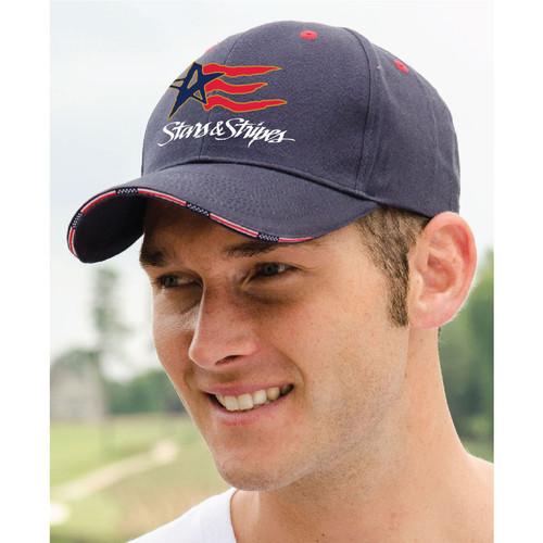 Dennis Conner Stars & Stripes '92 Cap
