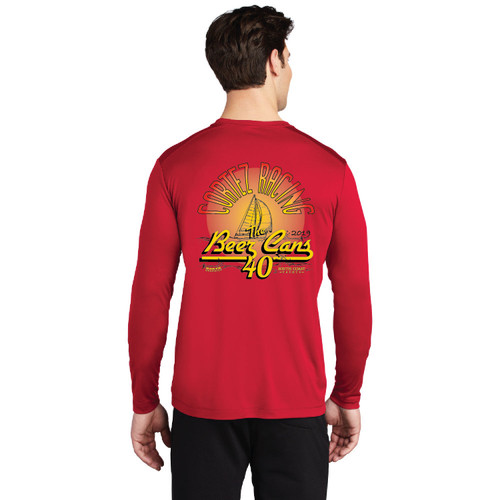 San Diego Beer Cans 2019 UPF 50+ Wicking Shirt