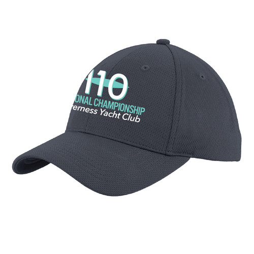 110 Nationals 2019 Wicking Sailing Cap (Customizable)