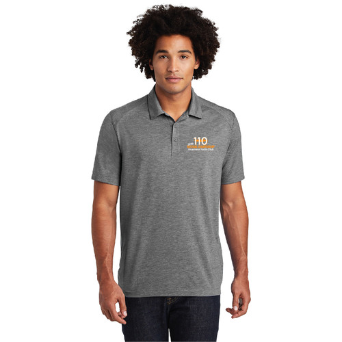 110 Nationals 2019 Men's Wicking Polo (Customizable)
