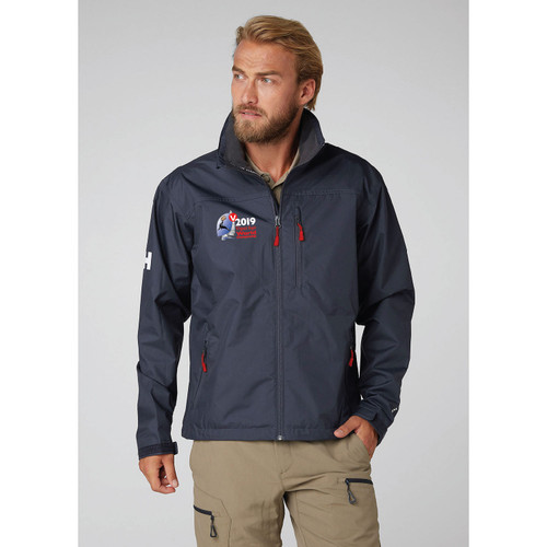 Viper 640 World Championship 2019 Waterproof Crew Jacket by Helly Hansen