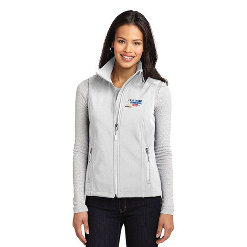 Folkboat 2019 Internationals  Women's Soft Shell Vest (Customizable)
