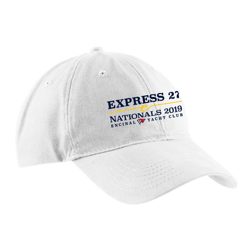 Express 27 Nationals 2019 Cotton Sailing Cap (Customizable)