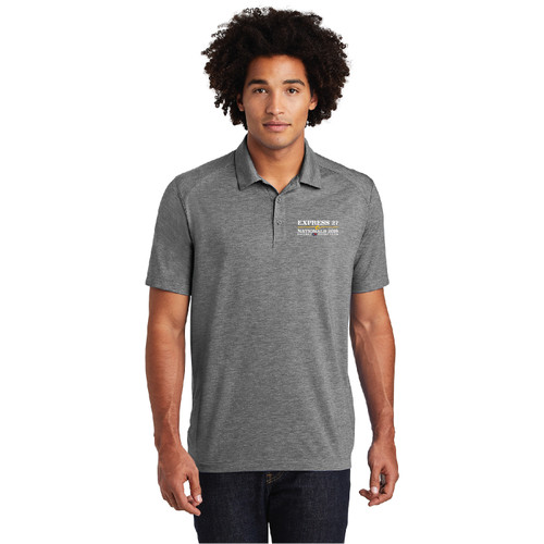 Express 27 Nationals 2019 Men's Wicking Polo (Customizable)