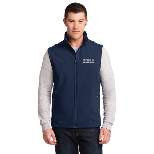 Express 27 Nationals 2019 Men's Soft Shell Vest (Customizable)