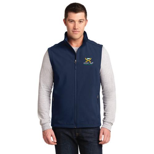 Buccaneer North Americans 2019 Men's Soft Shell Vest (Customizable)