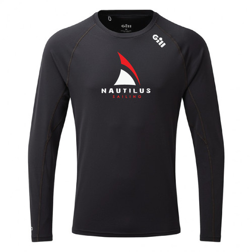Nautilus Sailing Men's Wicking Shirt by Gill