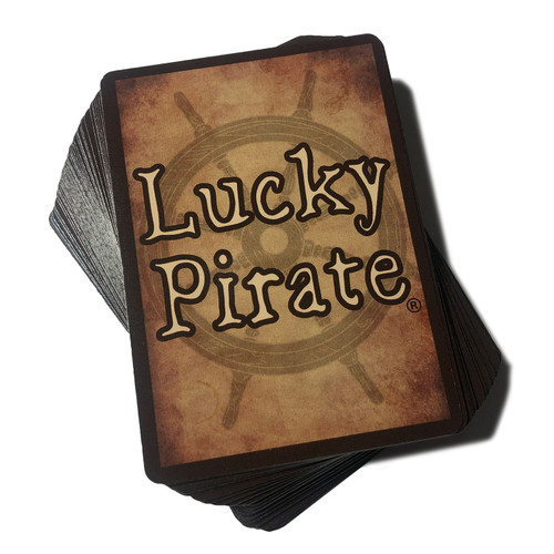 Lucky Pirate Card Game