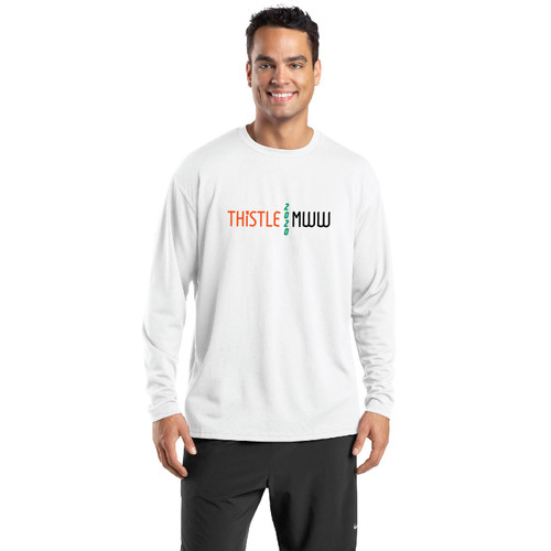 Thistle Midwinters West 2020 Men's UPF 50+  Wicking Shirt (Customizable)