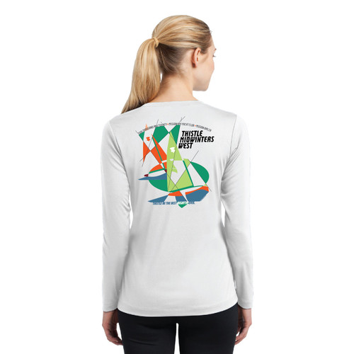 Thistle Midwinters West 2020 Women's Wicking Shirt