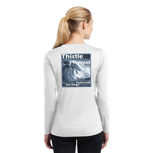 Thistle Midwinters West 2019 Women's Wicking Shirt