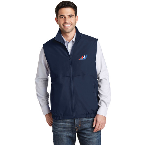 American Sailing Association Reversible Vest (Customizable)