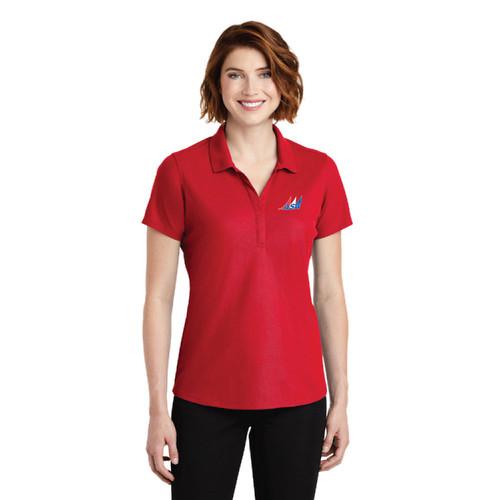 American Sailing Association Women's Performance Polo Shirt (Customizable)
