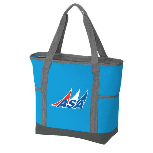 American Sailing Association On-The-Go Tote Bag (Customizable)