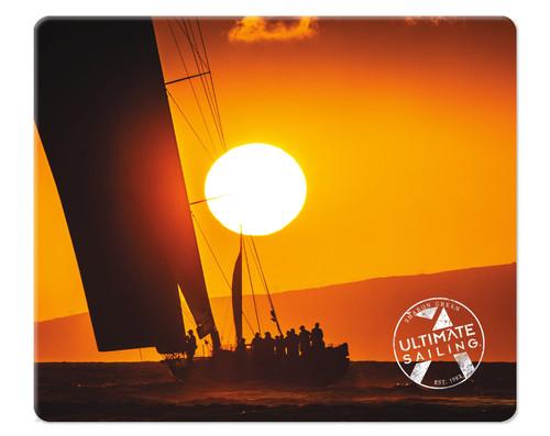"Ultimate Sailing ""Sunset"" Mousepad"