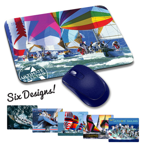 "Ultimate Sailing ""Throwback Thursday"" Mousepads"
