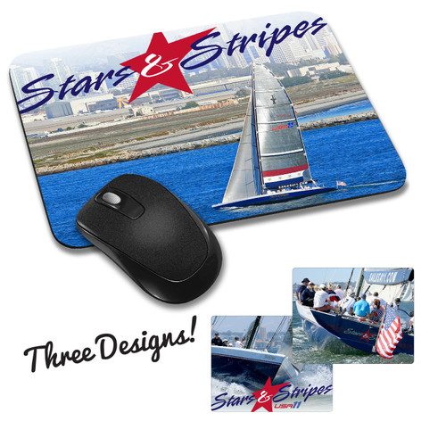 Stars & Stripes USA-11 Mousepads