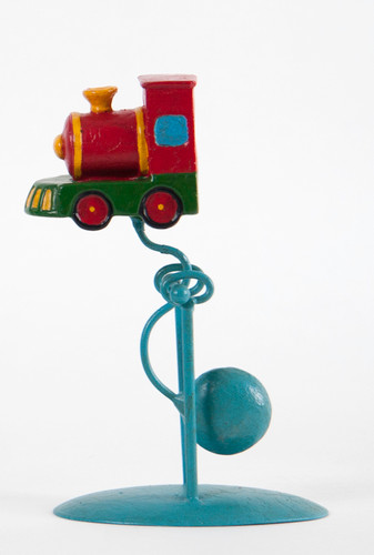 Baby Skyhook Train Balance Toy by Authentic Models