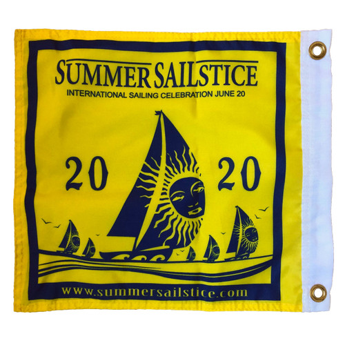 2020 Summer Sailstice Burgee