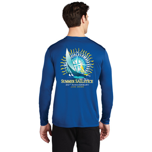 2020 Summer Sailstice Men's Wicking Shirt