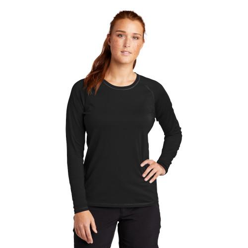 Women's Long Sleeve UPF 50+ Rashguard Wicking Shirt