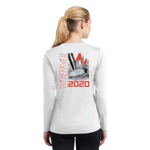 Chicago Yacht Club Verve Cup 2020 Women's Wicking Shirt (Customizable)