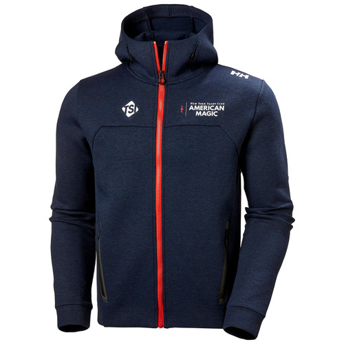 American Magic HP Ocean Hoodie