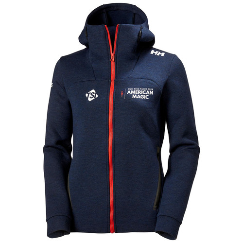 American Magic Women's HP Ocean Hoodie