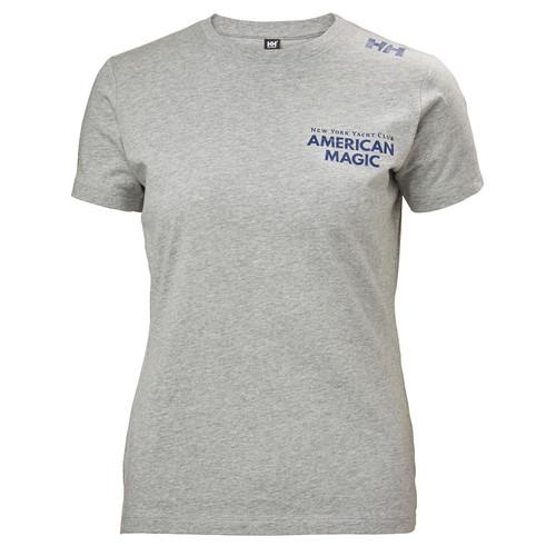 American Magic Women's Cotton T-Shirt