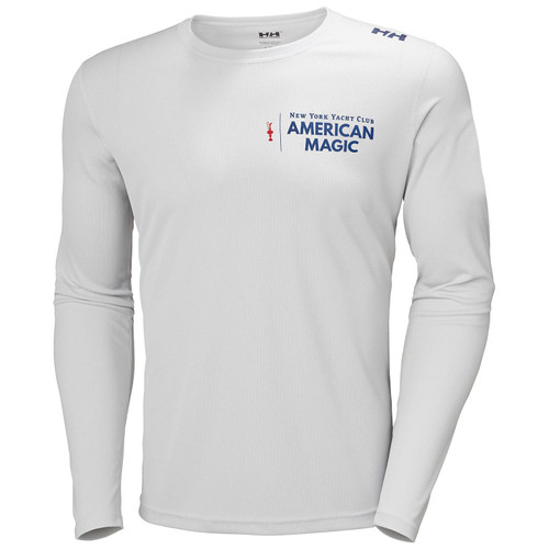 American Magic Tech Shirt Long Sleeve
