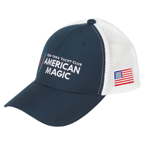 American Magic Trucker Cap