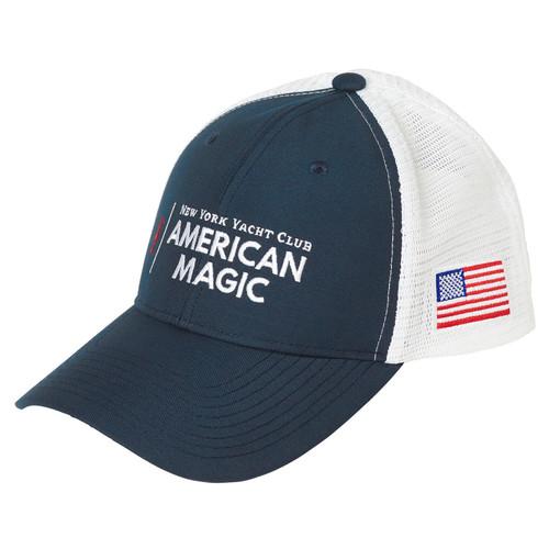American Magic Trucker Cap