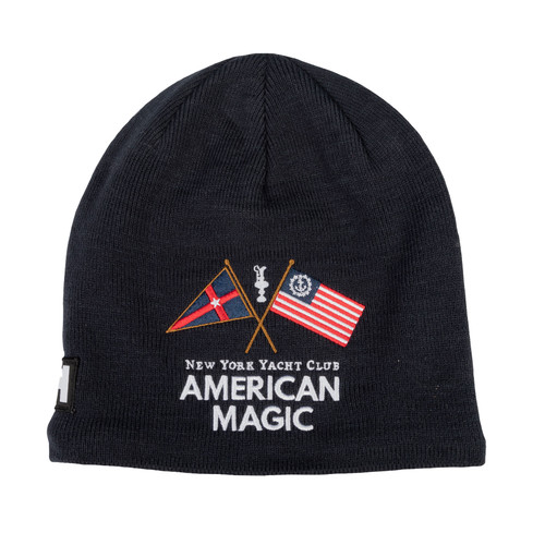 American Magic Fleece Lined Beanie