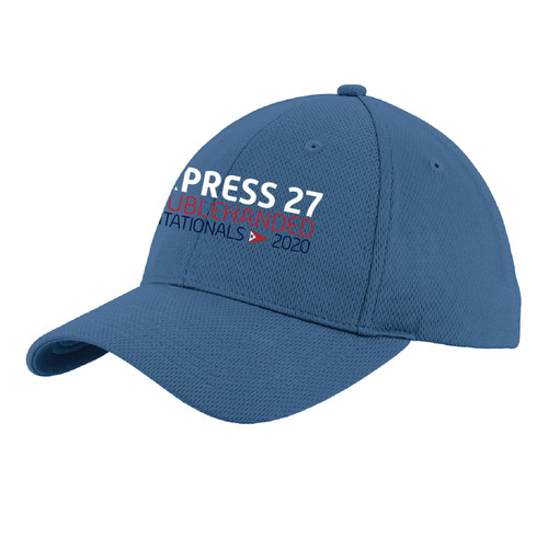 Express 27 Doublehanded Nationals 2020 Wicking Sailing Cap (Customizable)