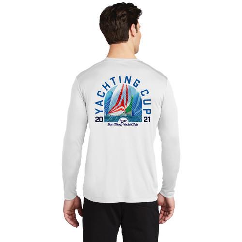 SDYC Yachting Cup 2021 Wicking Shirt (Customizable)