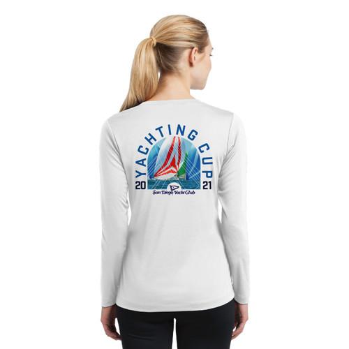SDYC Yachting Cup 2021 Women's Wicking Shirt (Customizable)