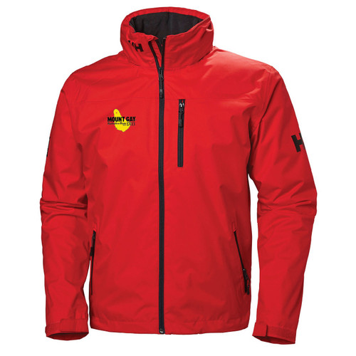Mount Gay® Rum Men's Hooded Jacket by Helly Hansen®