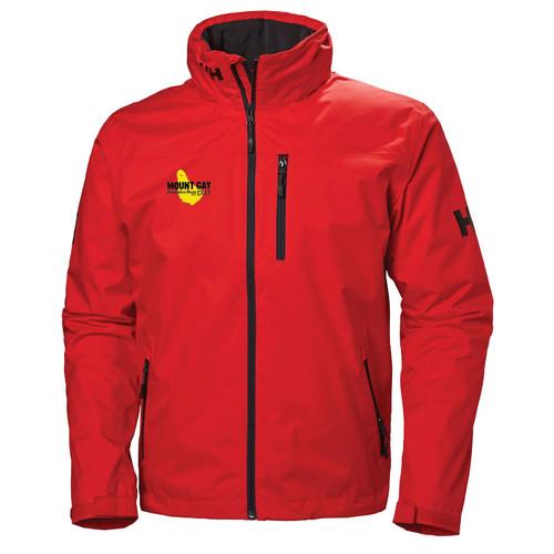 Mount Gay®Rum Men's Hooded Jacket by Helly Hansen®
