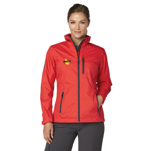 Mount Gay® Rum Women's Crew Midlayer Jacket by Helly Hansen®