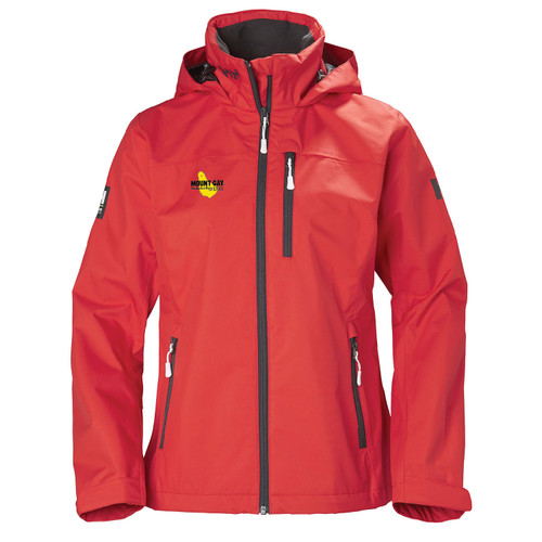 Mount Gay® Rum Women's Crew Hooded Jacket
