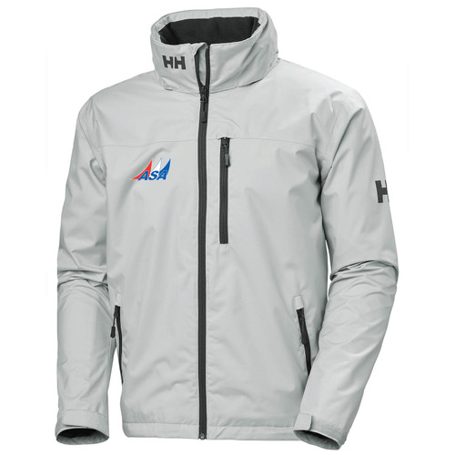 American Sailing Association Helly Hansen® Men's Crew Hooded Jacket (Customizable)