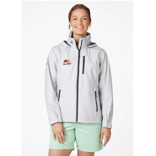Dennis Conner Stars & Stripes Helly Hansen® Women's Hooded Jacket (Customizable)