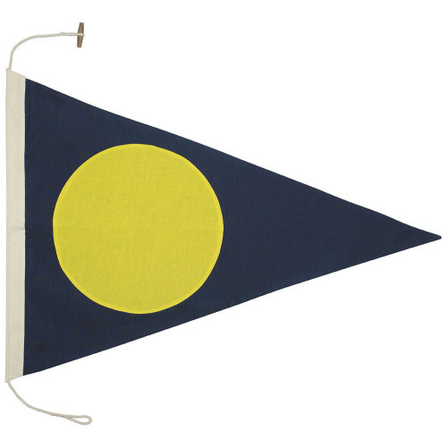 Signal Pennant #2 by Authentic Models